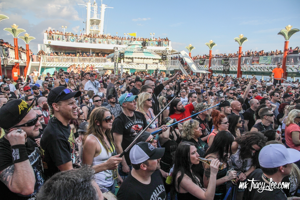Officially Shiprocked Day One of Four