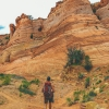 escalante-zebra-slot-canyon-hiking-utah-72