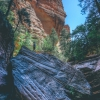 canyoneering-subway-zion-top-down-utah-rappelling-140