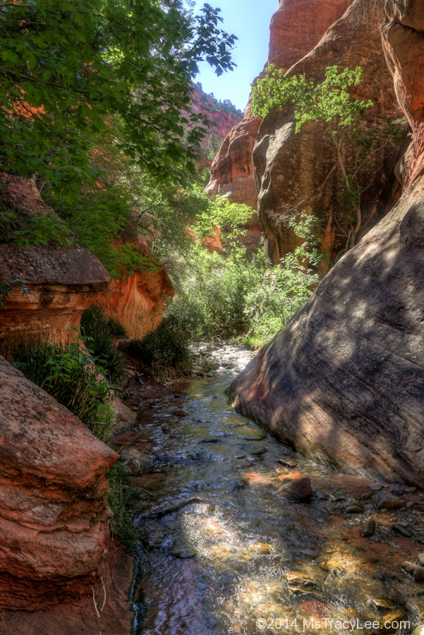 Hike To Kanarraville Falls And Slot Canyon The Official