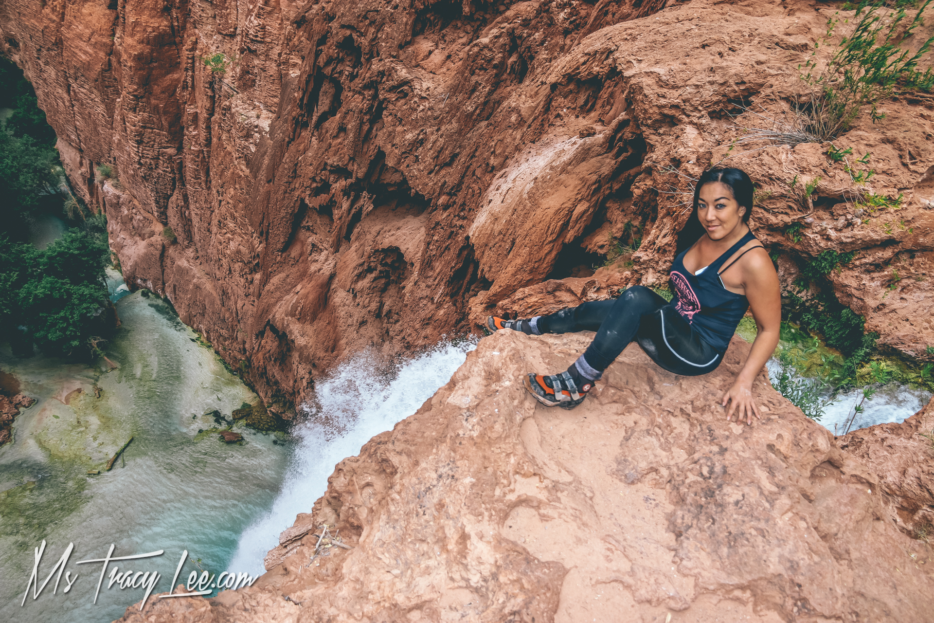 Bucket List Adventure to Havasu Falls in Havasupai Reservation