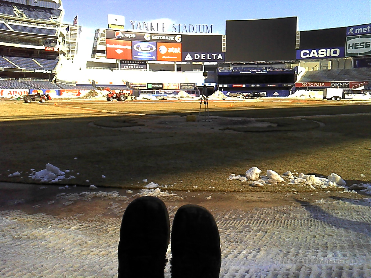 toe diaries on the field yankee stadium the official page of mma photography photographer. Black Bedroom Furniture Sets. Home Design Ideas