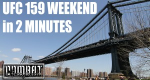 UFC Week &amp; New York in 2 minutes!