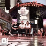So cool to have the @rbbc1 here in Las Vegas! @teknyc @iamcros1 @redbullbcone floor rock, neguin, down on Fremont st!