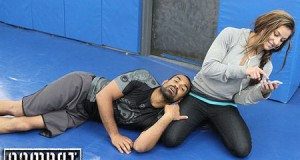 Renato Laranja Picks up on Miesha Tate