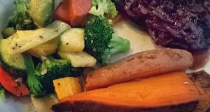 Vegan dinner at Sage organic...