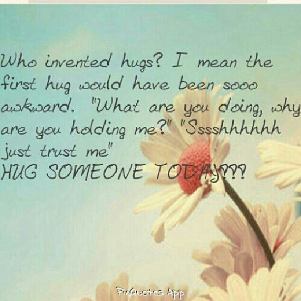 gallery for love hugs quotes