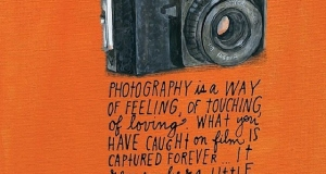 Photography is a way of...