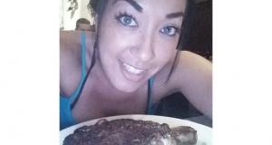 Steak dinner in New York...