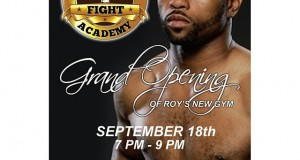 Want to meet Roy Jones...
