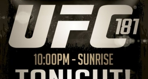 Tonight! Official UFC after party...