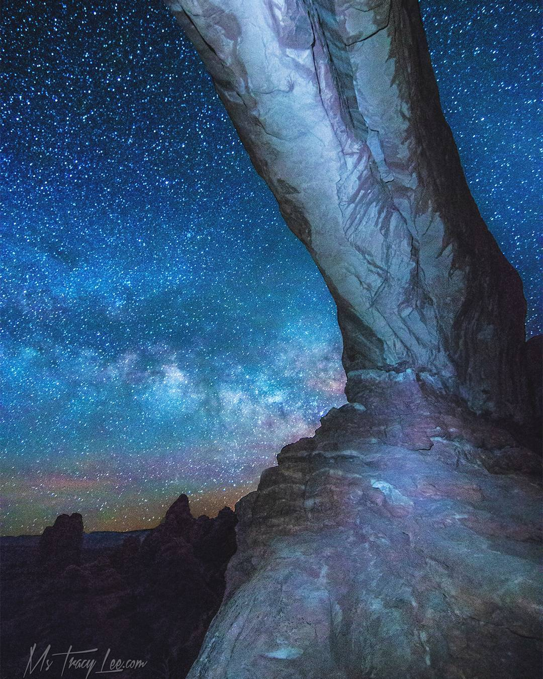 When shooting the Milky way,…