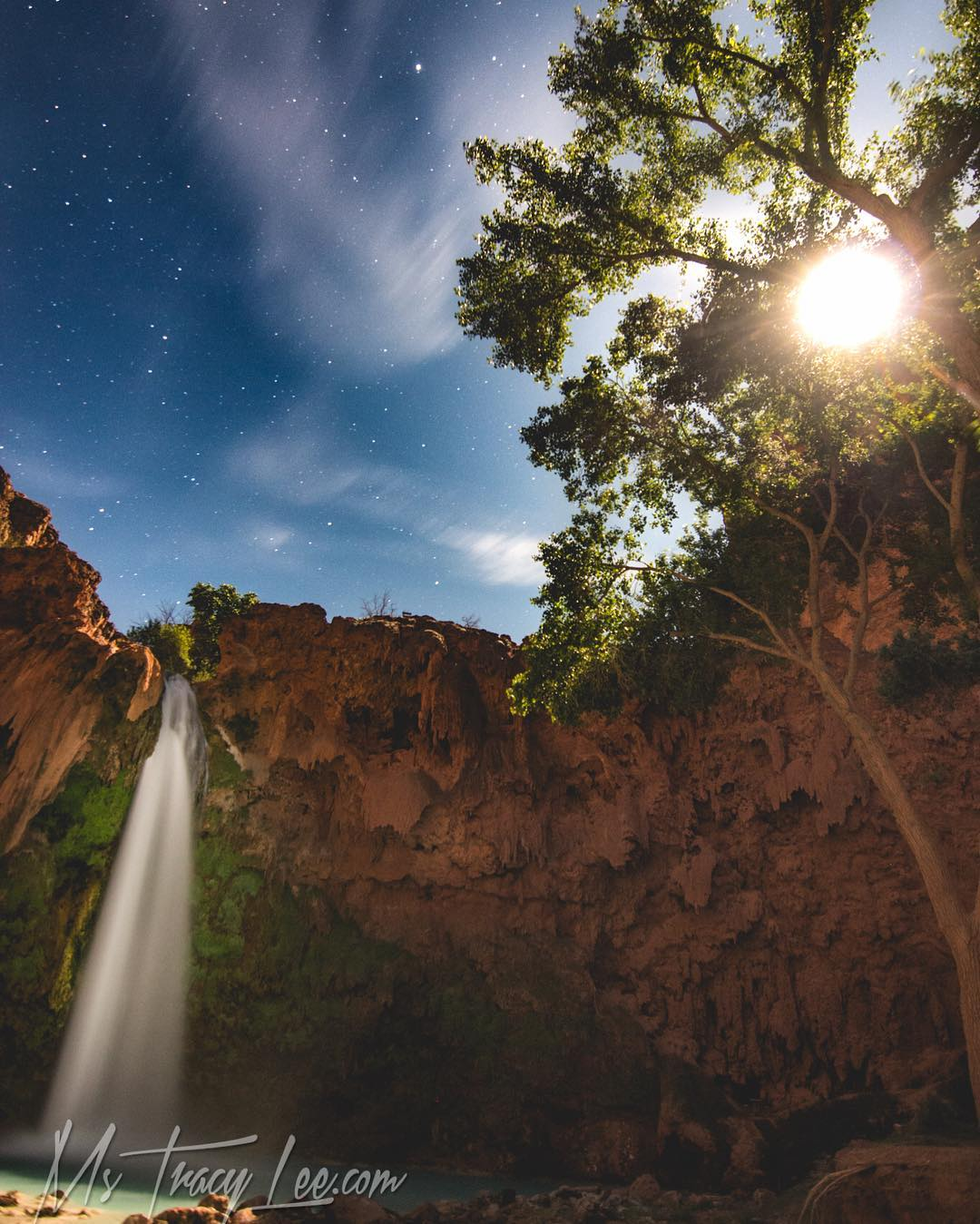 Another shot of Havasu Falls…