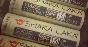 The best chapstick ever. @shakatweet....