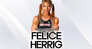 It's my @feliceherrig's birthday this...