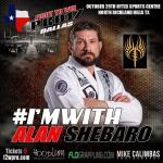 Let's go @alanshebarojj!! #imwithalanshebaro!! Tomorrow…