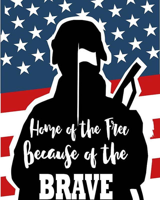 Thank you to our Veterans……