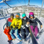 A fun day @brianheadresort with…