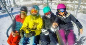 A fun day @brianheadresort with...