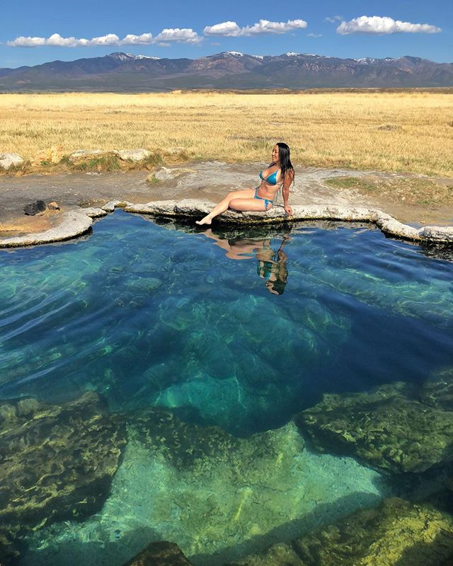 And the hot springs tour…