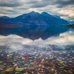 Glacier National Park has been…