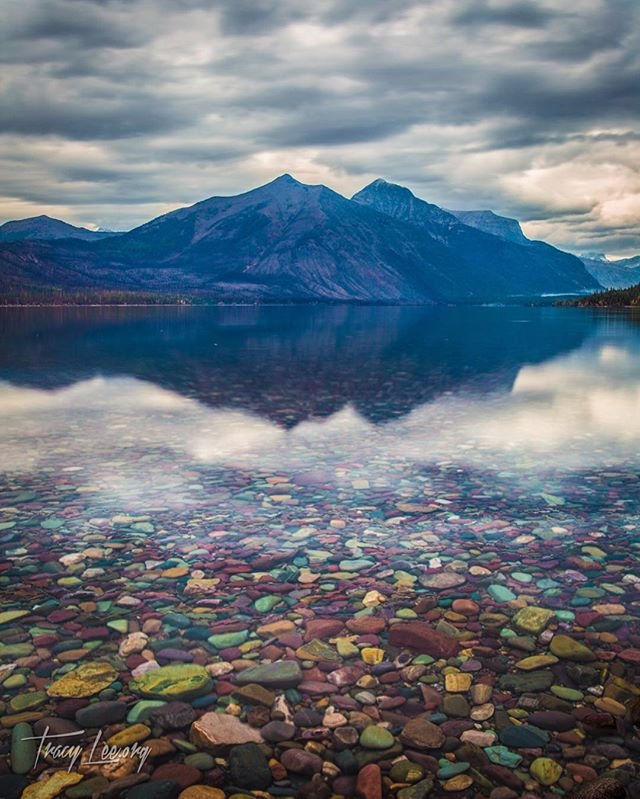 Glacier National Park has been…