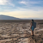 Wandering around Death Valley In…