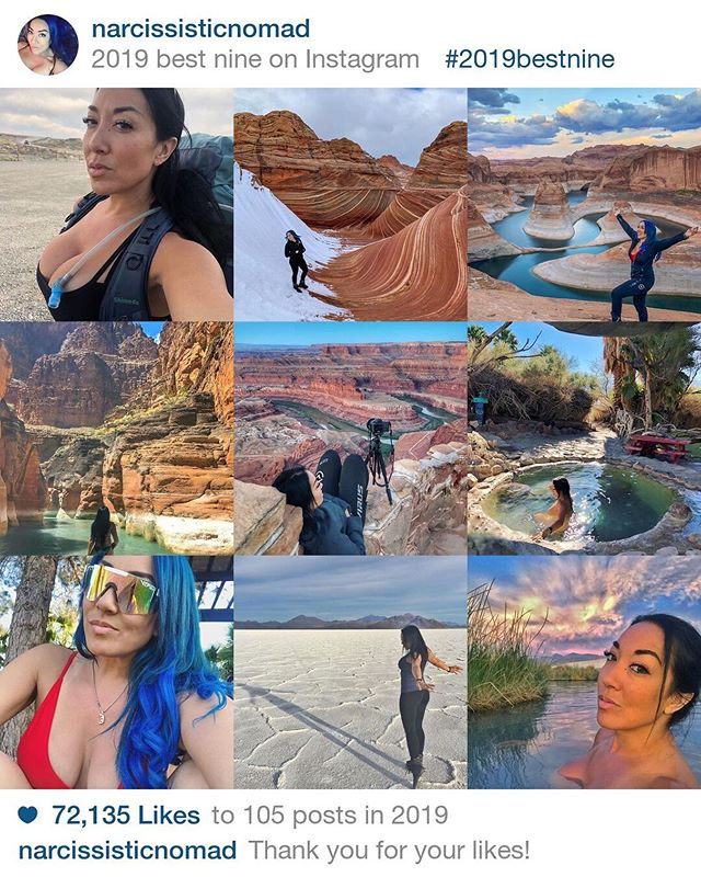 Of my top nine, only…