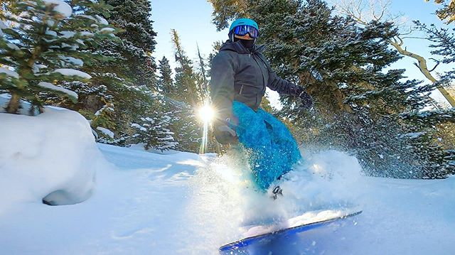 What winter sports do you…