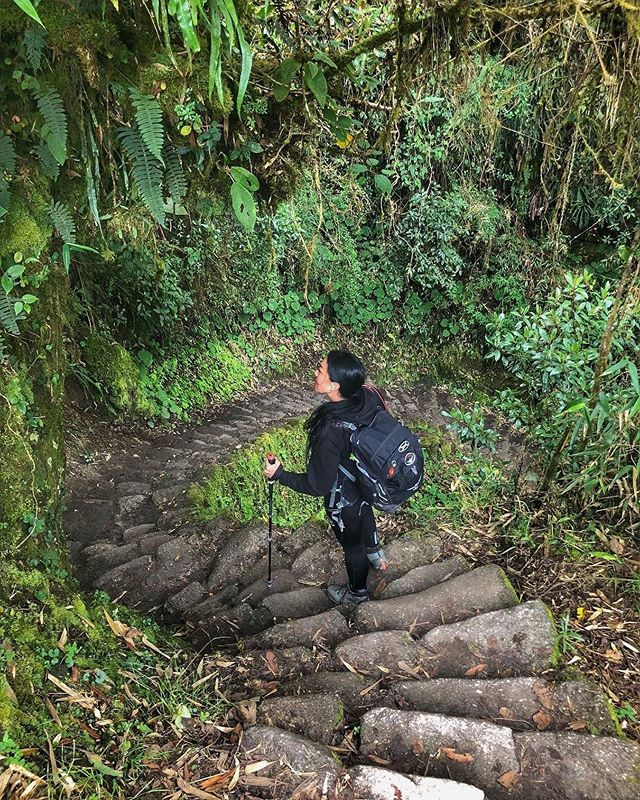 Have you Hiked the Inca…
